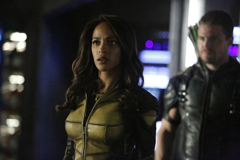 TV News - Legends of Tomorrow - New Vixen Set To Be Series Regular For Season 2