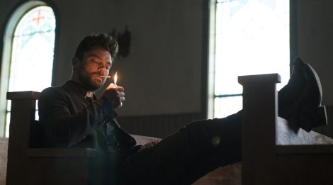 TV News - Preacher - AMC Renew show for Second season