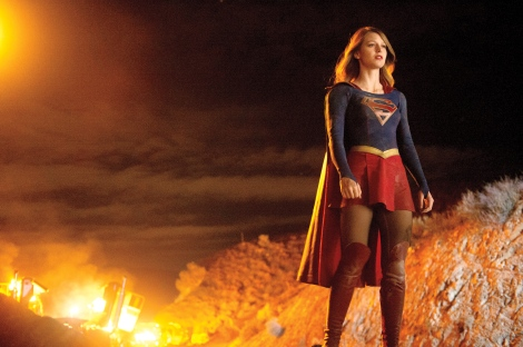 TV News - Supergirl - New Characters Revealed For Season 2