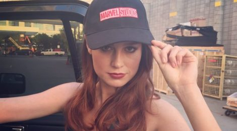 Film News - Captain Marvel - Brie Larson Confirmed at San Diego Comic Con
