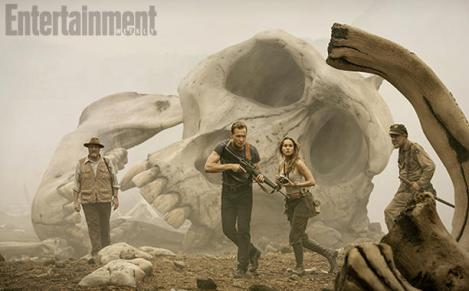 Film News - Kong Skull Island - First Image Released Online
