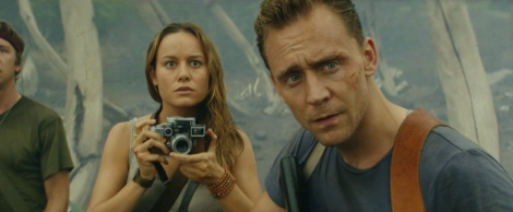Film News - Kong Skull Island - San Diego Comic Con Trailer Drops Online