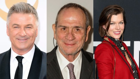 Film News - Shock and Awe - Tommy Lee Jones, Alec Baldwin And Milla Jovovich In Talks To Join Cast