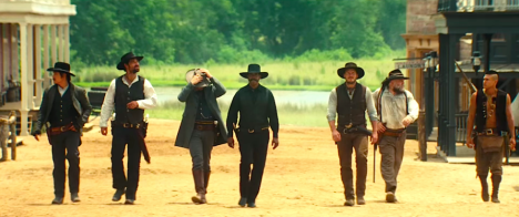 Film News - The Magnificent Seven - Latest Trailer Drops Online