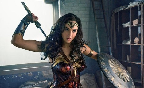 Film News - Wonder Woman - New Images Released For Solo Film