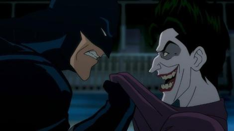 Film Review - Batman The Killing Joke starring Kevin Conroy and Mark Hamill