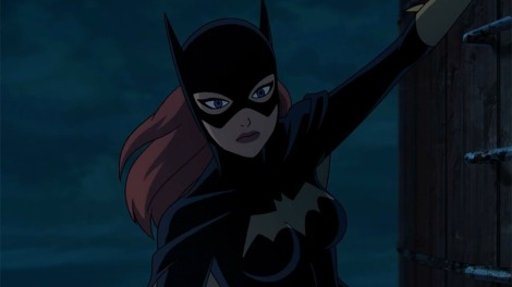 Film Review - Batman The Killing Joke with Tara Strong as Batgirl