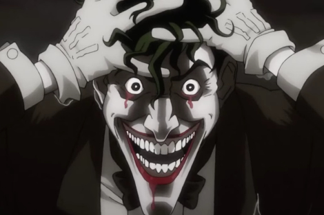 Film Review - Batman The Killing Joke