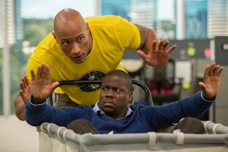 Film Review - Central Intelligence