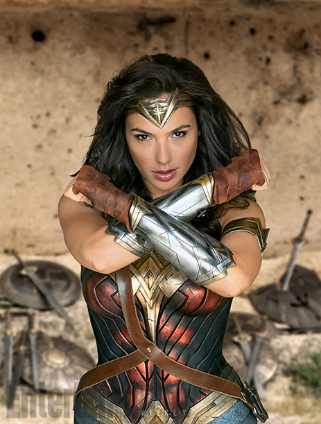 Wonder Woman - Gal Gadot is Diana Prince aka Wonder Woman