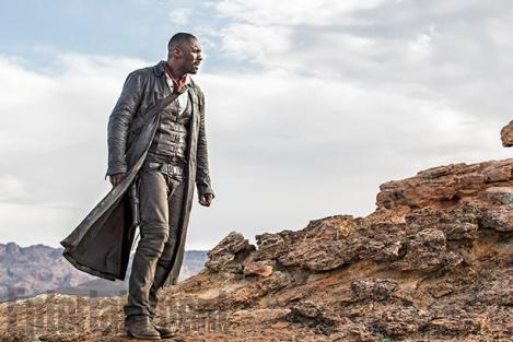 Idris Elba as Roland Deschain in The Dark Tower