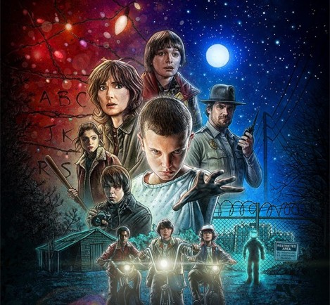 TV Review of Netflix's Stranger Things