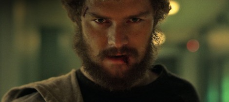 TV News - Iron Fist - San Diego Comic Con First Look Trailer