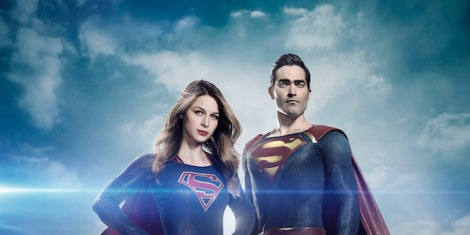 TV News - Supergirl - First Look Photo of Tyler Hoechlin as Superman