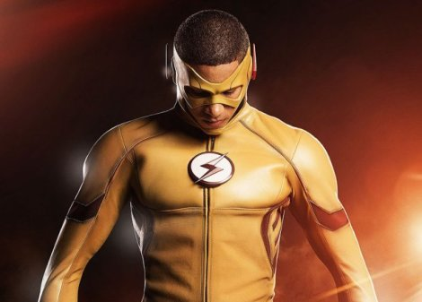 TV News - The Flash - First Look At Kid Flash For Season 3