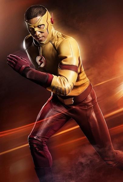 TV News - The Flash - Keiynan Lonsdale as Kid Flash