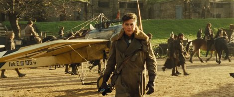 Wonder Woman - Chris Pine as Steve Trevor