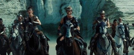 Wonder Woman - The Amazons