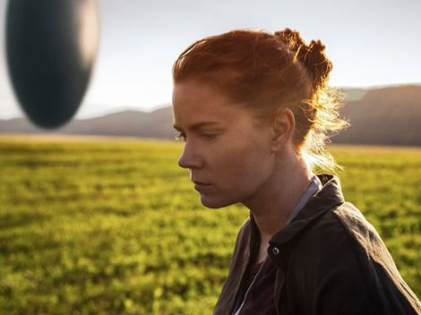 Film News - Arrival - Official Trailer Drops Online
