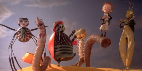 Film News - James and the Giant Peach - Sam Mendes In Talks With Disney to direct live-action adaptation