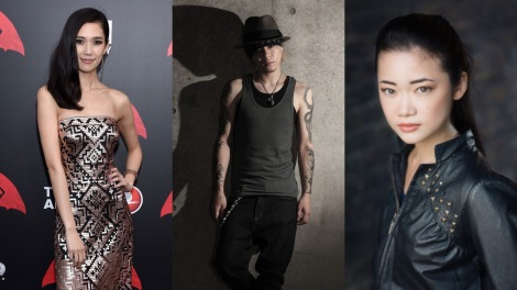 Film News - Shes Just A Shadow - Tao Okamoto, Kihiro And Haruka Abe Cast In Gangster Film