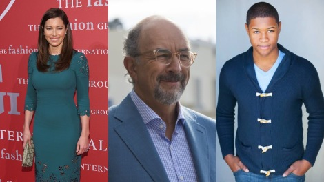 Film News - Shock And Awe - Jessica Biel, Richard Schiff And Luke Tennie Join Cast