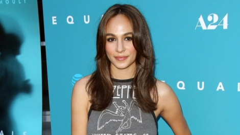 Film News - Virginia Minnesota - Aurora Perrineau To Star In Coming-of-Age Drama