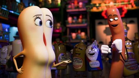 Film Review - Sausage Party