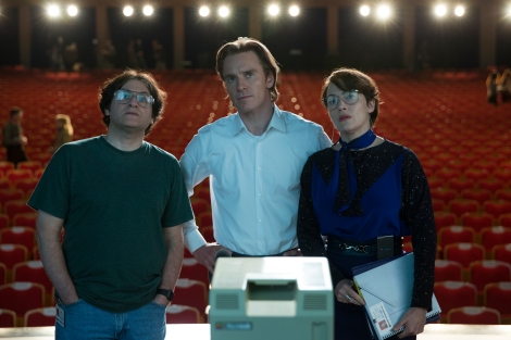 Film Review - Steve Jobs