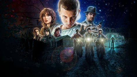 TV News - Stranger Things - Second Season Set For 2017 Release