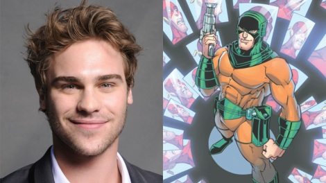TV News - The Flash - Grey Damon Cast As Mirror Master For Season 3