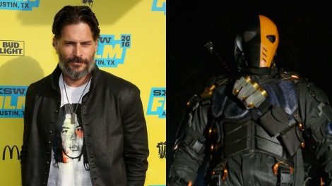 Film News - Batman - Joe Manganiello Reportedly Cast As Deathstroke