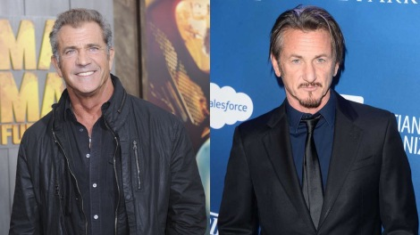 Film News - The Professor and the Madman - Sean Penn In Talks To Join Mel Gibson