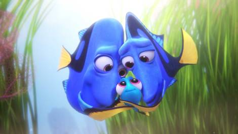 Film Review - Finding Dory
