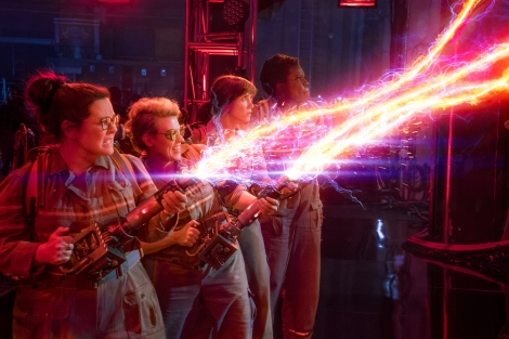 Film Review - Ghostbusters