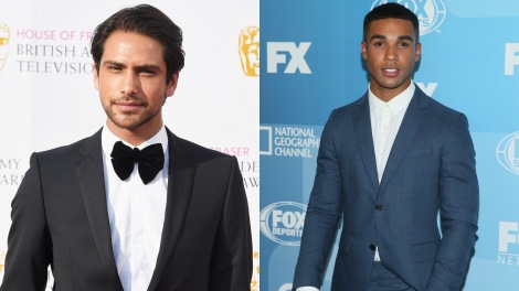 TV News - Snatch - Luke Pasqualino and Lucien Laviscount Join Cast In Crackle Series