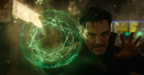 Film Review - Doctor Strange