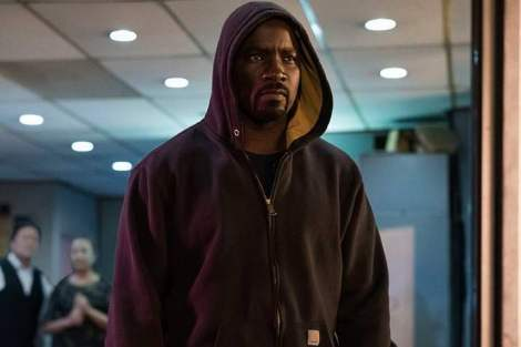 TV Review - Luke Cage - Mike Colter as Luke Cage