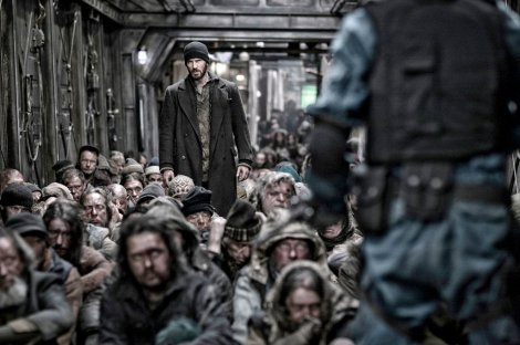 TV News - Snowpiercer - TNT Orders Pilot Based On 2013 Film