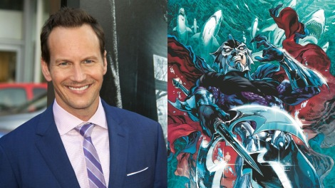 Film News - Aquaman - Patrick Wilson Joins Cast As Orm