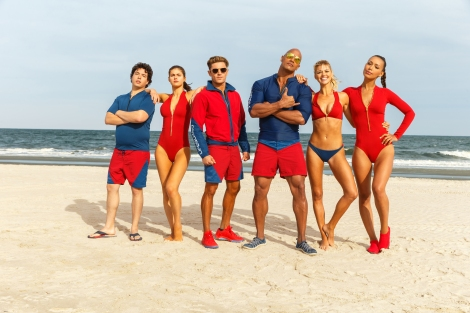 Film News - Baywatch - Official Trailer Drops Online