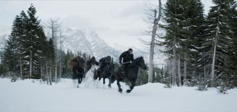 Film News - War For The Planet Of The Apes - Official Trailer Drops Online