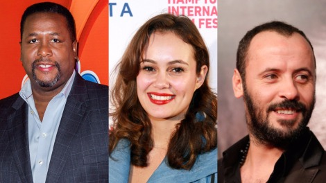 TV News - Jack Ryan - Wendell Pierce, Dina Shihabi and Ali Suliman Join Cast