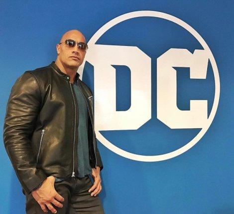 Film News - Black Adam - Dwayne Johnson's DC Villain Getting Own Film
