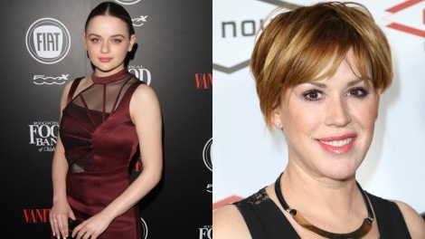 Film News - The Kissing Booth - Joey King And Molly Ringwald To Star In Netflix's Film Adaptation Of Beth Reekle's Novel