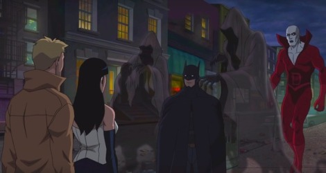 Film Review - Justice League Dark