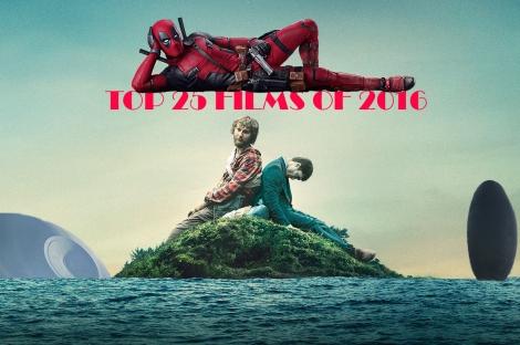 Irish Cinephile's Top 25 Films Of 2016