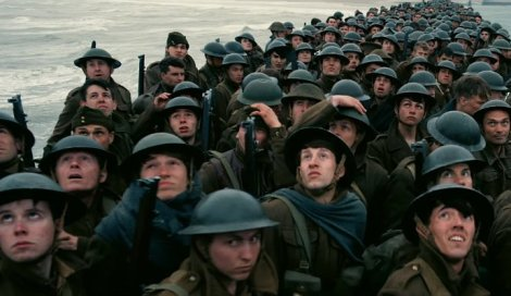 Most Anticipated Films of 2017 - Christopher Nolan's Dunkirk starring Tom Hardy, Cillian Murphy, Mark Rylance, Harry Styles and Kenneth Branagh