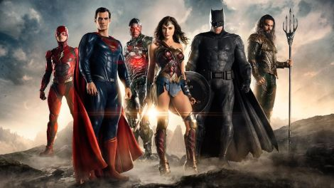 Most Anticipated Films of 2017 - DC Films and Warner Bros. film Justice League