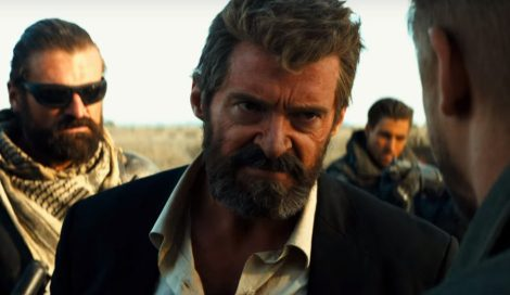 Most Anticipated Films of 2017 - Logan starring Hugh Jackman, Patrick Stewart and Boyd Holbrook
